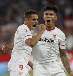 El argentino Correa, baja para las citas ante Spartak y Barcelona por lesión