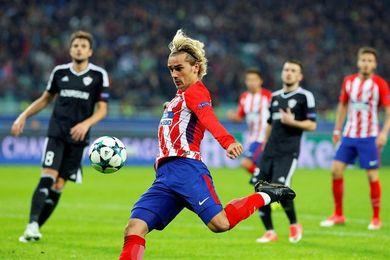 El Atlético, contra las cuerdas