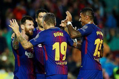 El Barça busca, en Atenas, certificar su pase a octavos de final