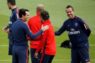 Emery desmiente que a Neymar le aburran las sesiones de vídeo