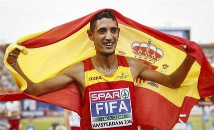Ilias Fifa, campeón de Europa de 5.000 m, detenido en operación antidopaje