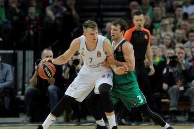 Luka Doncic, jugador del mes más joven en la historia de la Euroliga