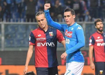 Callejón elogia a Guardiola, pero confía en opciones de triunfo del Nápoles