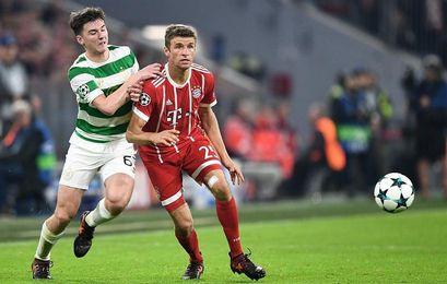 El lateral escocés Tierney renueva su contrato con el Celtic hasta 2023