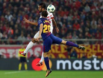 Sergi Roberto sufre una rotura en el bíceps femoral de la pierna derecha