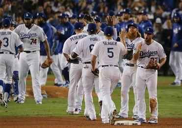 3-1. Taylor, Seager y Dodgers obligan al séptimo juego de la Serie Mundial