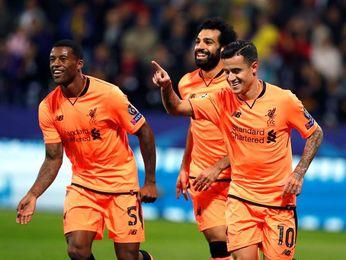 3-0. El Liverpool se acerca a los octavos de final