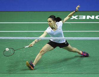 Beatriz Corrales no supera la primera ronda