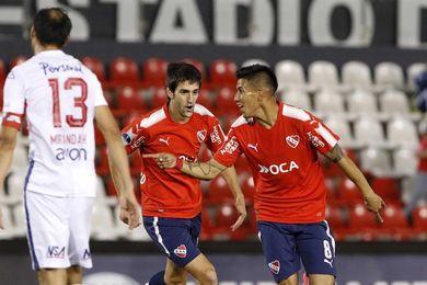 Independiente quiere sellar su pase a semifinales ante un acorralado Nacional