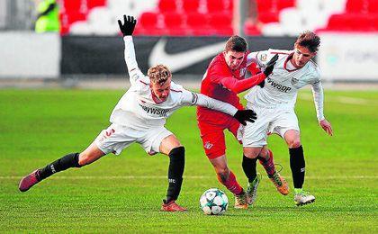 El juvenil puede dar un paso de gigante hacia octavos en la Youth League