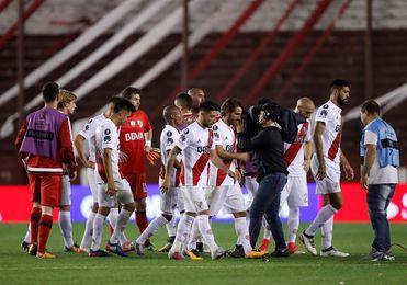 River Plate ya piensa en Boca Juniors tras la dolorosa eliminación en la Copa