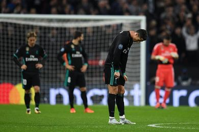 """Zidane: """"Estamos en un mal momento"""""""