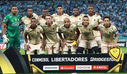 Tras la eliminación, Barcelona sale con todo en Ecuador por la Libertadores de 2018