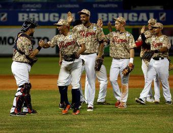 Los Tigres vencen a los Caribes y alargan su racha de triunfos en la LVBP