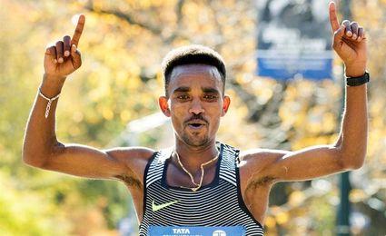 El eritreo Ghebreslassie, cauto pero listo para defender título en Nueva York