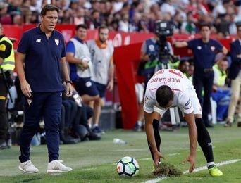 Mercado, baja para el Camp Nou y también para la selección argentina