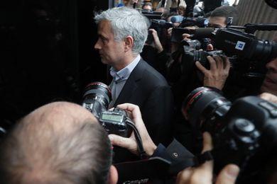 """Mourinho: """"Me fui con la convicción de que mi situación tributaria era legal"""