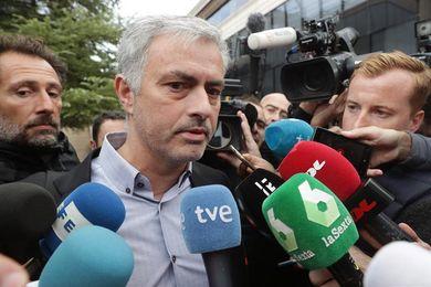 """Mourinho: """"Me fui con la convicción de que mi situación tributaria era legal"""""""