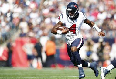 El novato revelación de los Texans, Deshaun Watson, se perderá el resto de la temporada