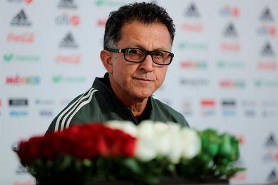 Osorio mantiene abiertas las puertas de la selección mexicana a Rafa Márquez