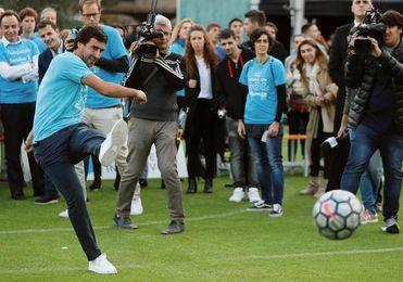 Raúl, Del Bosque y Roberto Carlos contribuyen al récord inclusivo de penaltis