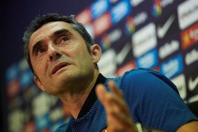 """Valverde avisa: """"El Sevilla no viene replegarse, sino a discutirnos el balón"""""""