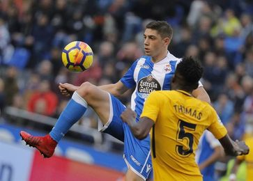 Thomas Partey da el triunfo al Atlético en el minuto 91 (0-1)