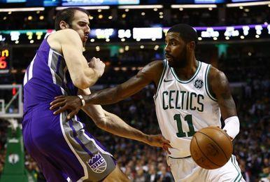 94-101. Irving y los Celtics suman su séptimo triunfo seguido