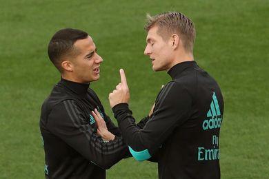 Bale entrena al máximo en un grupo que ya integra Carvajal