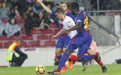 """Corchia: """"Se vio un Sevilla que presiona y que con la pelota sabe jugar"""""""