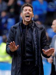 """Simeone: """"Estar siempre en el partido nos dio la posibilidad de ganarlo"""""""