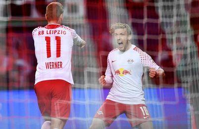Werner le da el triunfo al Leipzig sobre el Hannover