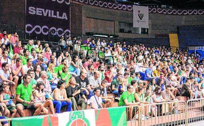 Betis-Estudiantes: San Pablo, expectante