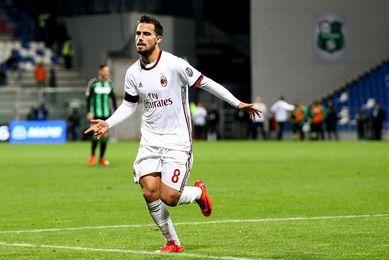 Romagnoli y Suso dan el triunfo al Milan en el campo del Sassuolo (0-2)