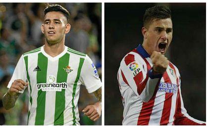 El Atlético pregunta a la Roma por Sanabria y Monchi piensa en una operación con Giménez