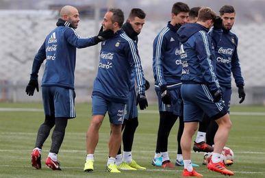 Alemania, Inglaterra, Argentina, Brasil, Francia y España animan los amistosos