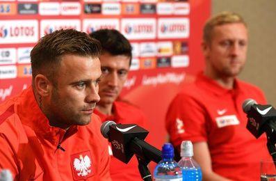 Polonia prepara partido contra Uruguay con la duda de si jugará Lewandowski