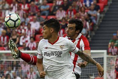 El argentino Correa, novedad en el entrenamiento tras diez días lesionado