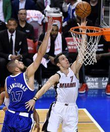 115-126. Dragic lidera el ataque de los Heat contra su ex equipo, los Suns