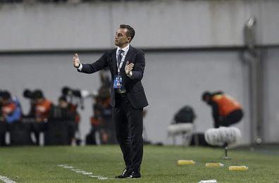 Cannavaro, nuevo entrenador del Guangzhou Evergrande, vigente campeón chino