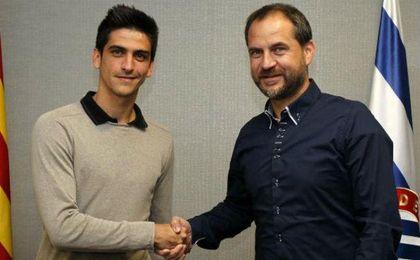 """Gerard Moreno: """"Para mí es muy importante tener la confianza del club"""""""