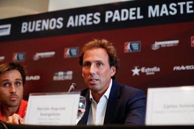 """Auguste dice que es """"posible"""" que haya otro torneo del Circuito en Sudamérica"""