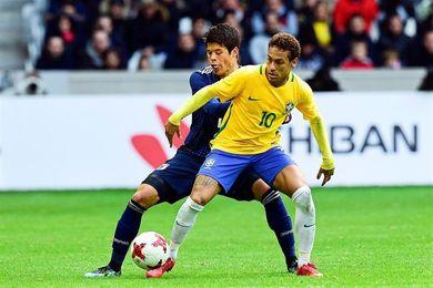 """Neymar dice que Brasil """"tiene que mejorar más en busca del sueño del Mundial"""""""