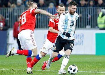 0-1. Agüero firma la victoria en el Luzhnikí, pero Argentina no convence