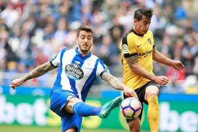 El Deportivo acumula diez visitas a La Rosaleda sin imponerse al Málaga