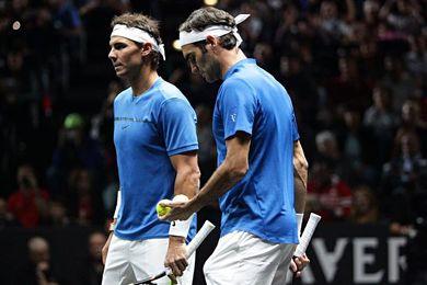 Nadal y Federer, ¿un mano a mano en Londres?