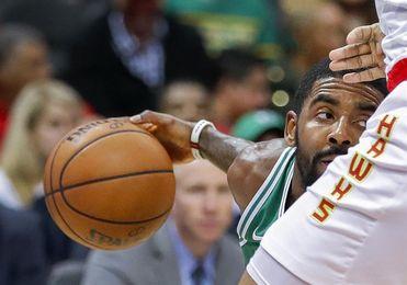 Kyrie Irving sufre una fractura facial y no jugará contra los Raptors
