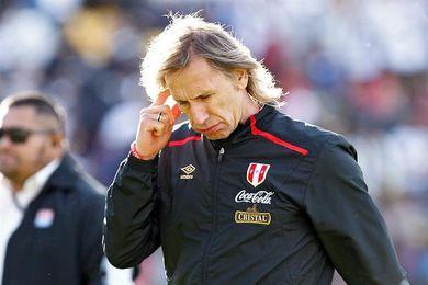 La selección de Perú llega a Lima, tras su empate con Nueva Zelanda
