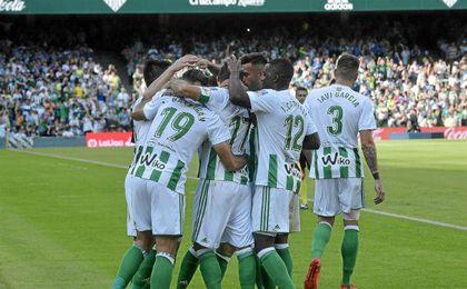 El Betis se medirá al Écija el próximo miércoles en el Villamarín