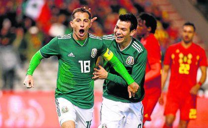 Andrés Guardado, capitán de México, participará en su cuarto Mundial de forma consecutiva.